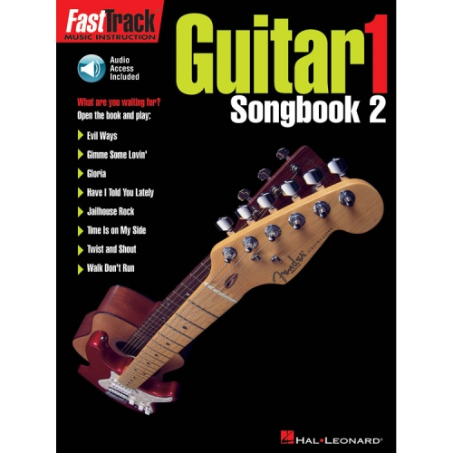 Fast Track Guitar 1 - Songbook 2