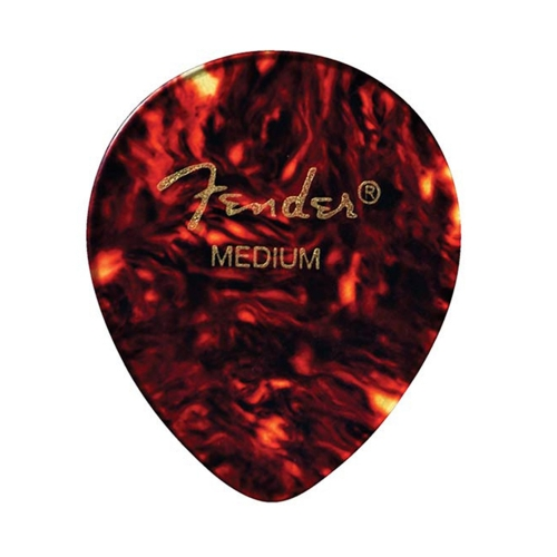 Fender 347 Classic Celluloid Shell Heavy / 1.5mm 12-Pack 1980347900