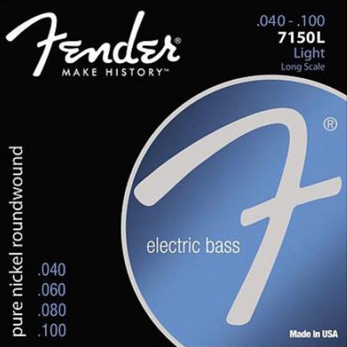 Fender 7150L Snaren voor Elektrische Basgitaar (40-100)