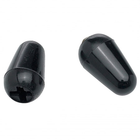Fender Switch Tips Telecaster Zwart - 0994939000