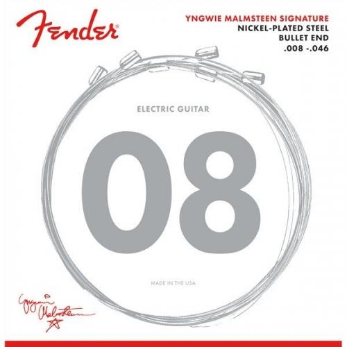 Fender Yngwie Malmsteen Signature Snaren voor Elektrische Gitaar (8-46)