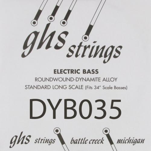 GHS Bass Boomers DYB035 .035 Losse Bassnaar