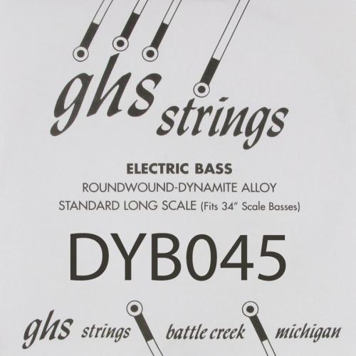 GHS Bass Boomers DYB045 .045 Losse Bassnaar