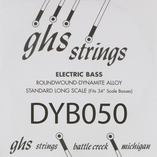 GHS Bass Boomers DYB050 .050 Losse Bassnaar