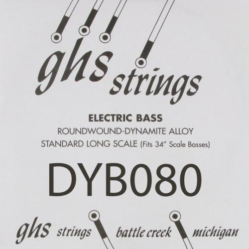 GHS Bass Boomers DYB080 .080 Losse Bassnaar