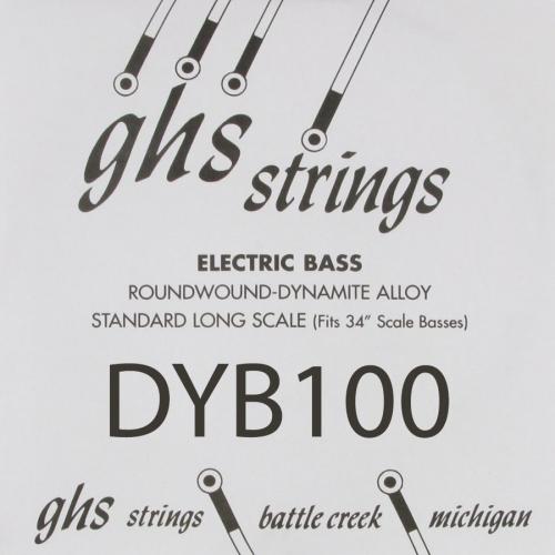 GHS Bass Boomers DYB100 .100 Losse Bassnaar