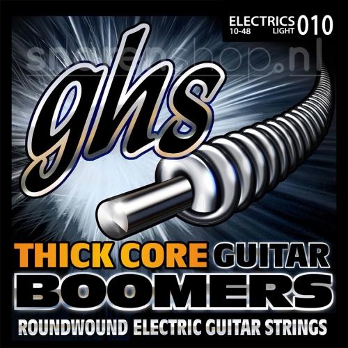 GHS HC-GBL Thick Core Light Elektrische Gitaarsnaren (10-48)