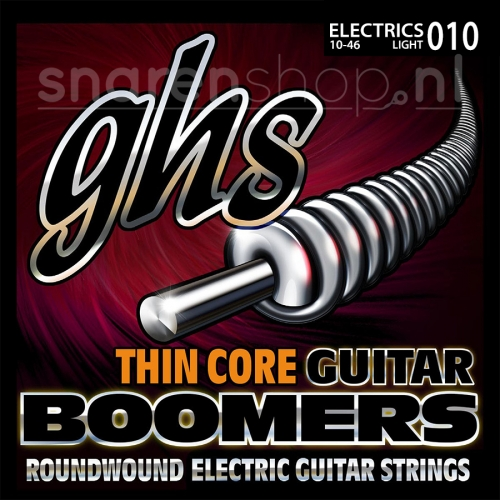 GHS TC-GBL Thin Core Light Elektrische Gitaarsnaren (10-46)