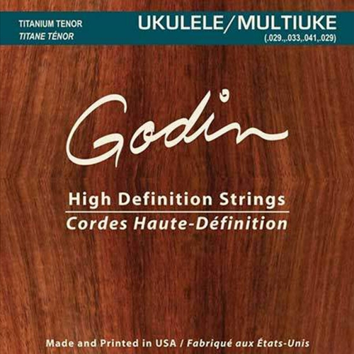 Godin Multiuke HD Ukulele/Multiuke Snaren (29-41)