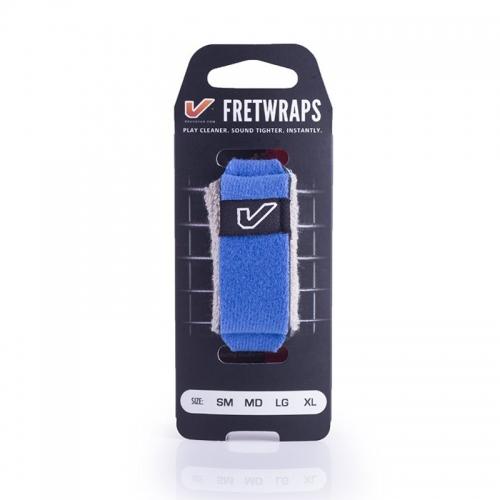 Gruvgear FW-1PK-PNK-MD Fretwrap HD Sky Blue Medium 1-Pack