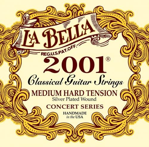 la bella 2001 mh snaren klassieke gitaar