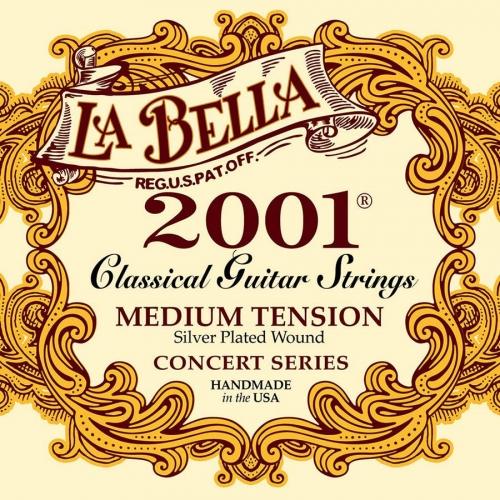 la bella l2001 medium snaren klassieke gitaar