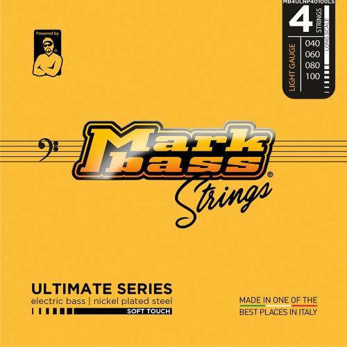 Markbass MB4ULNP40100LS Ultimate Series Soft Touch Bassnaren (40-100)
