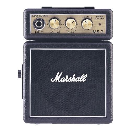 Marshall MS2 ministack gitaarversterker