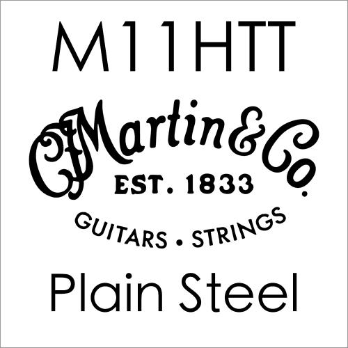 Martin M11HTT Plain Steel .011 Losse Snaar