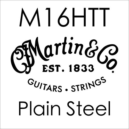 Martin M16HTT Plain Steel .016 Losse Snaar