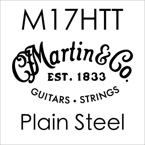 Martin M17HTT Plain Steel .017 Losse Snaar