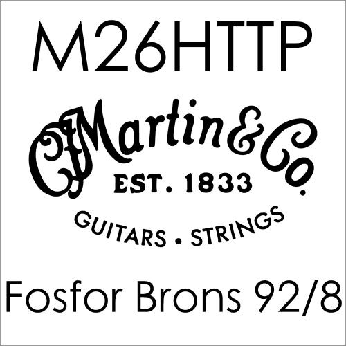 Martin M26HTTP 92/8 Phosphor Bronze .026 Losse Snaar