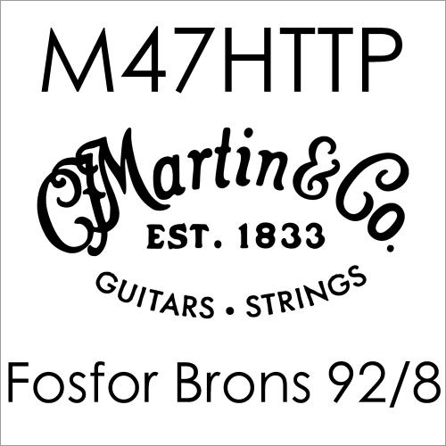 Martin M47HTTP 92/8 Phosphor Bronze .047 Losse Snaar