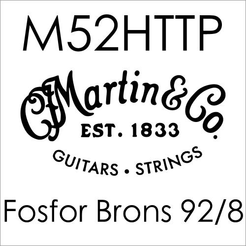 Martin M52HTTP 92/8 Phosphor Bronze .052 Losse Snaar