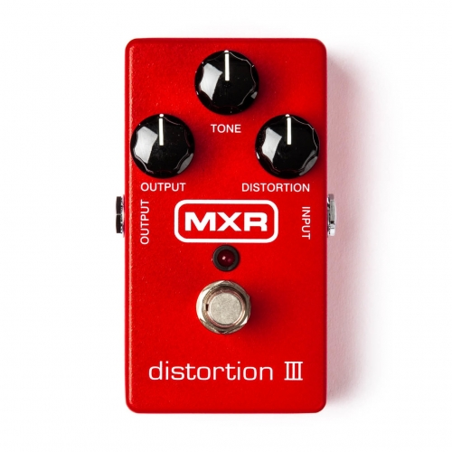 MXR M115 Distortion III Effectpedaal Demomodel