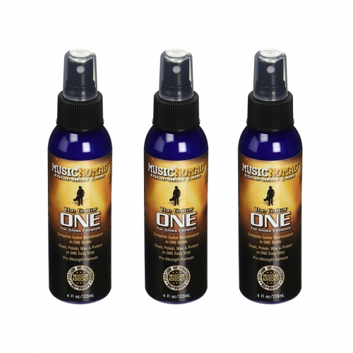 Nomad MN103 All-in-One Cleaner, Polish en Wax 3-Pack