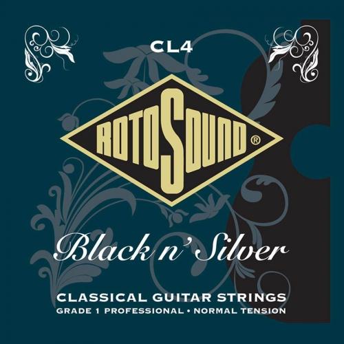rotosound cl4 klassieke gitaar snaren