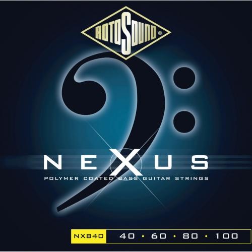 rotosound nxb40 nexus bassnaren