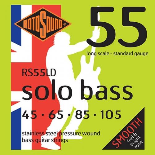 rotosound rs55ld bassnaren