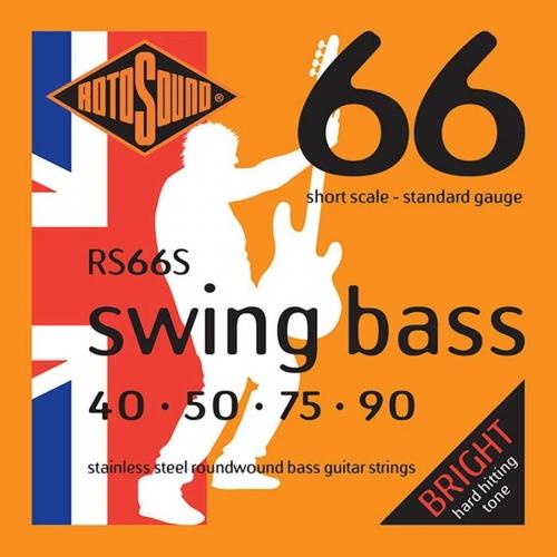Rotosound RS66S Bassnaren Short Scale (40-95)