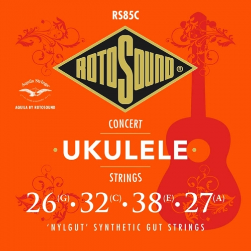 Rotosound RS85C Concert Ukulele Snaren (26-27)