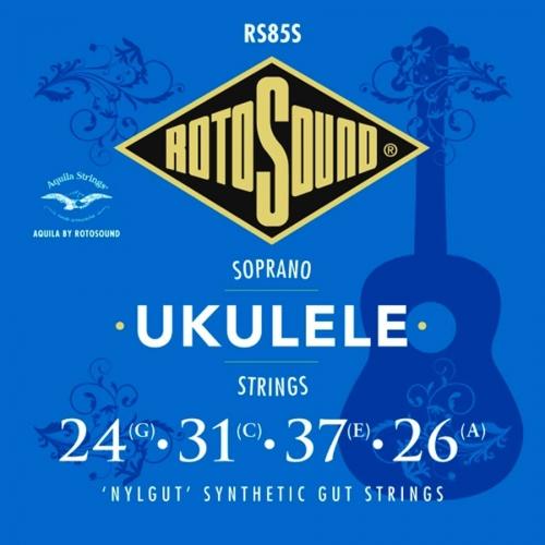 Rotosound RS85S Sopraan Ukulele Snaren (24-26)