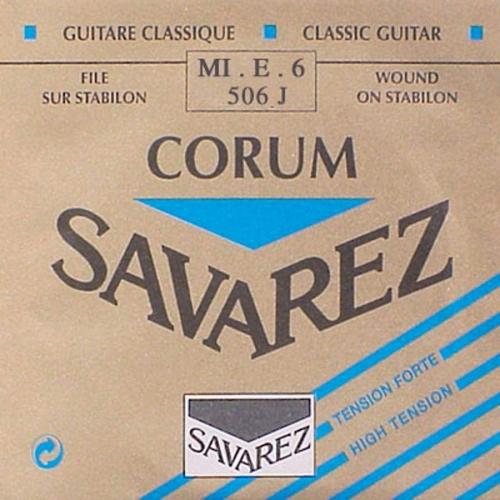 Savarez 506J Losse Nylon E6-Snaar - Hoge Spanning
