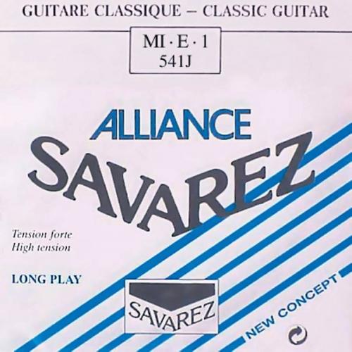 Savarez 541J Losse Composiete E1-Snaar - Hoge Spanning