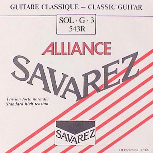 Savarez 543R Losse Composiete G3-Snaar - Normale Spanning