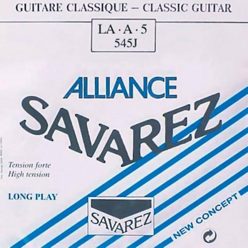 Savarez 545J Losse Composiete A5-Snaar - Hoge Spanning