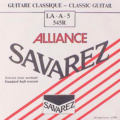 Savarez 545R Losse Composiete A5-Snaar - Normale Spanning