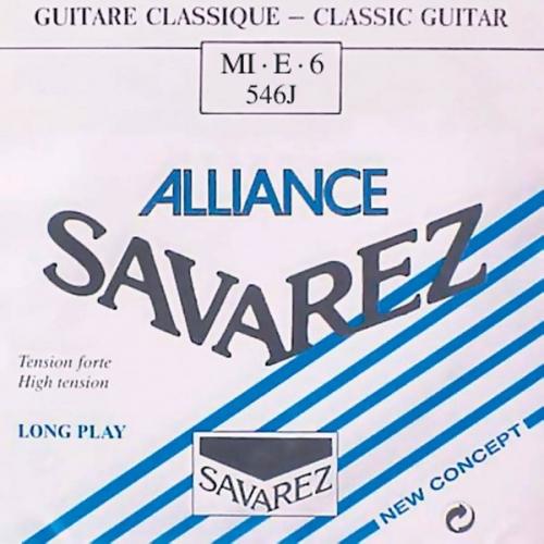 Savarez 546J Losse Composiete E6-Snaar - Hoge Spanning