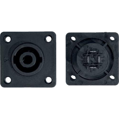 Yellow Cable SP-F Speakon Chassisdelen 4-Polig (Set van 2)