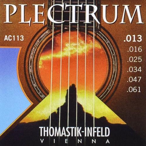 Thomastik AC113 Bronze Hybrid Wound Akoestische Snaren (13-61)