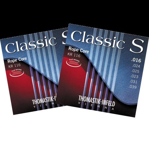 Thomastik KR116 Classic S Klassieke Snaren 2-Pack