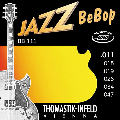 thomastik th-bb111 bebop snaren kopen