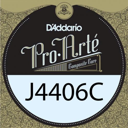 D'Addario J4406C Losse Composiete Klassieke Losse Snaar E6