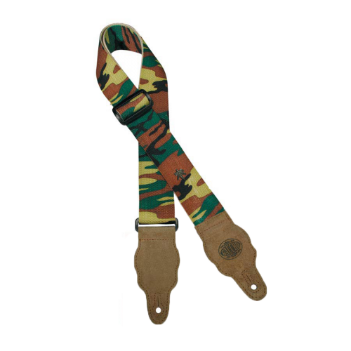 Gaucho GST100AR Gitaarband - Camouflage