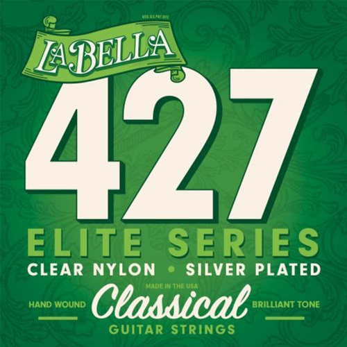 La Bella 427 Elite Gitaarsnaren
