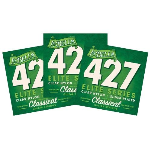 La Bella 427 Klassieke Gitaarsnaren 3-Pack