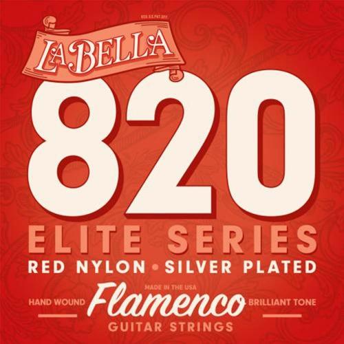 la bella 820 flamenco snaren