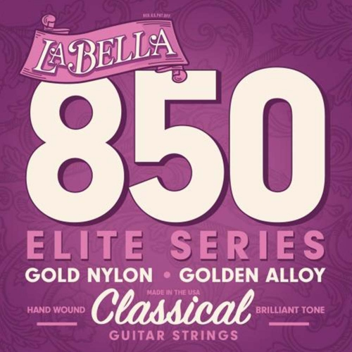 la bella 850 snaren voor klassieke gitaar