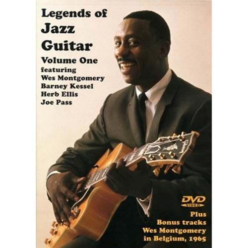 Legends of Jazz Guitar Volume One DVD OP=OP