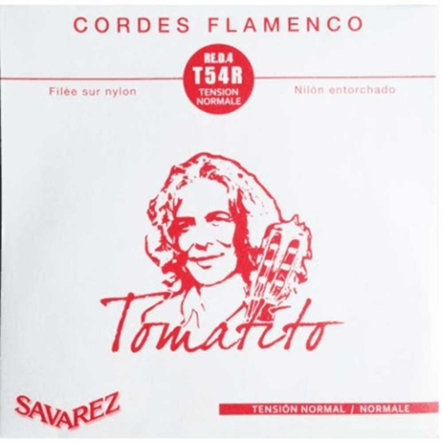 Savarez Tomatito T50R Flamenco Snaren Normale spanning